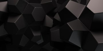 Abstract Black Dark L 1 Twitter Covers