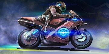Artwork Motorbikes L Twitter Covers