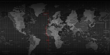 Black And White Maps L Twitter Covers