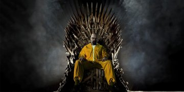 Breaking Bad L Twitter Covers