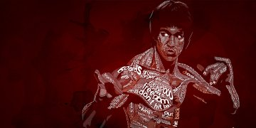 Bruce Lee L Twitter Covers
