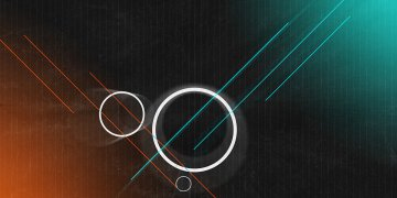 Circles Geometry L Twitter Covers
