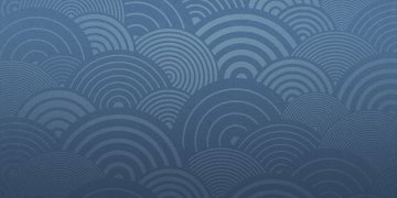 Circles Pattern Twitter Covers