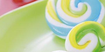 Color Lollipop Twitter Covers