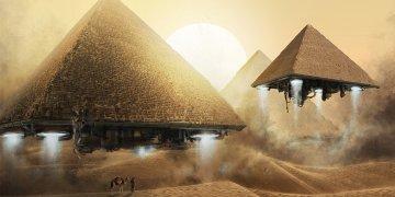 Desert Fantasy Art L Twitter Covers