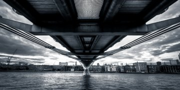 London Bridges L Twitter Covers