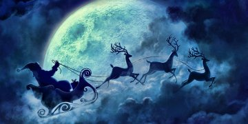 Night Christmas L Twitter Covers