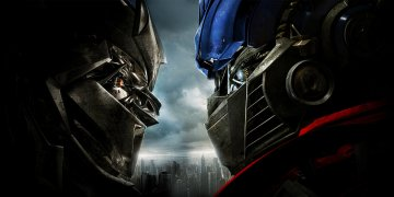 Optimus Prime And Megatron L Twitter Covers