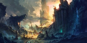 Paintings Castles L Twitter Covers