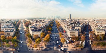 Paris Landscapes L Twitter Covers