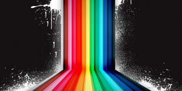 Rainbows Stripes L Twitter Covers