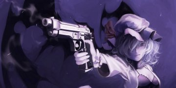 Touhou Guns L Twitter Covers
