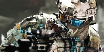 Ghost Recon Future Soldier Twitter Covers