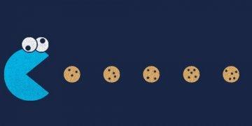 Cookiepacman Twitter Covers